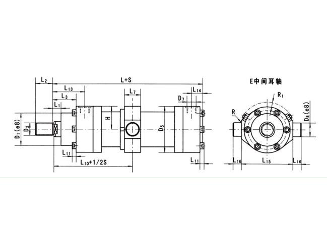 cd4001be电路图